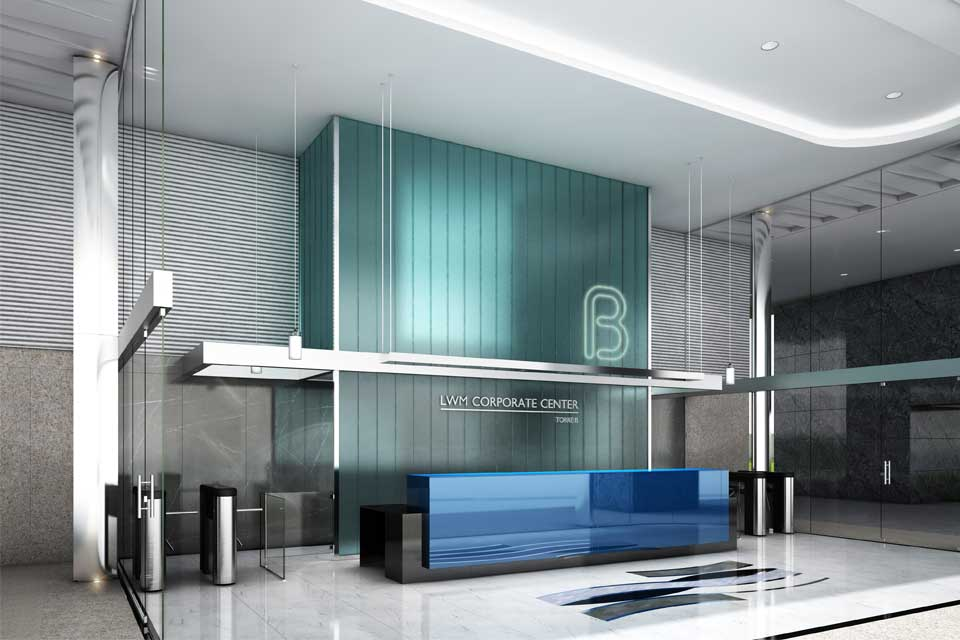 Lobby Torre B